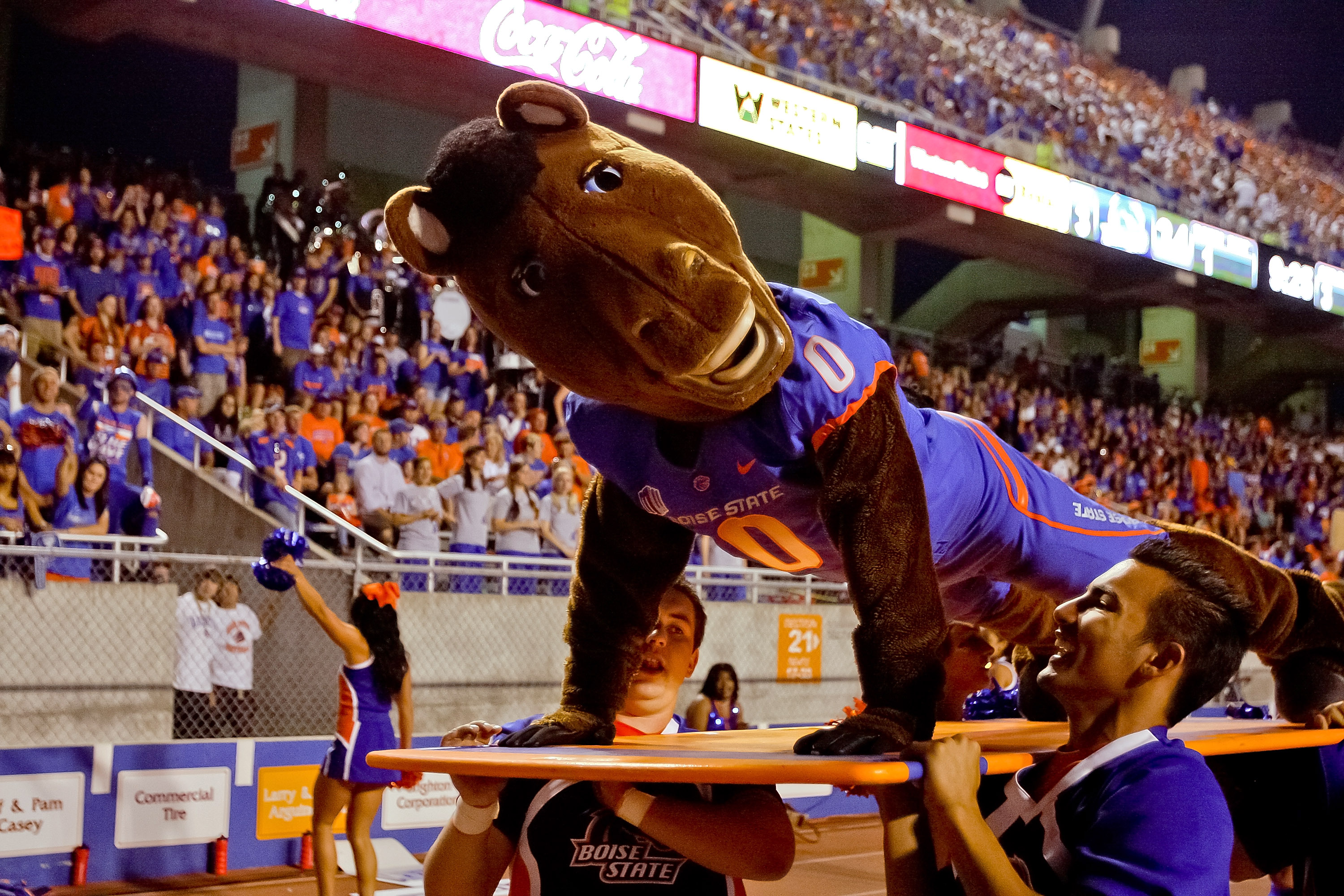 Boise State Picked To Make The College Football Playoff