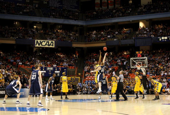 NCAA First Round: Utah State Aggies v Marquette Golden Eagles