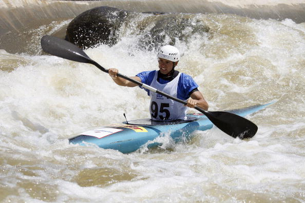 US Whitewater Slalom Team Trials
